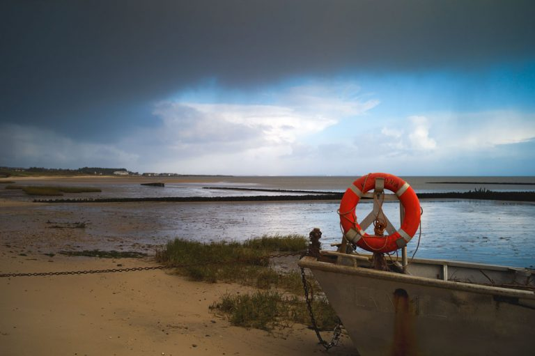 10. Dezember: Schweres Wetter über Sylt - 365 Tage Sylt